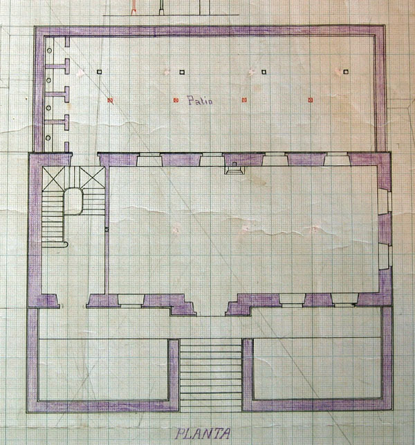 Como hacer un plano de mi casa al colegio ceip miguel - Como disenar tu casa ...